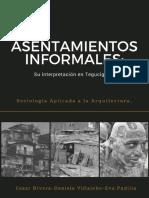Asentamientos informales en Tegucigalpa