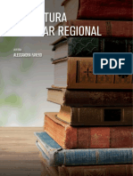 Literatura Regional - Livro Da Disciplina