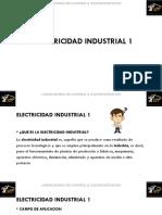 Electricidad Industrial Sesion 01