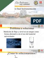 Implementación de Un Sistema de Medición de Caudal Con Arduino