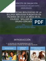 CONSECUECIAS BIOLÓGICAS DE LA BULIMIA NERVIOSA PURGATIVA EN.pptx