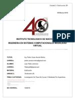 Investigacion Tipos de Curvas Y Modelado Por Superficies _ Unidad 2 Graficacion