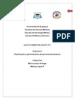 Manual de Procedimientos Para El Almacenista o Despensero (1)