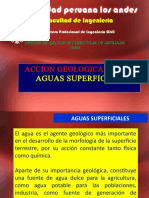 Geologia Clase x Aguas Superficiales