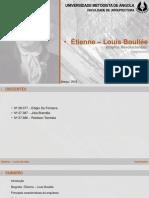 Étienne Louis Boullée