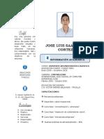 CV Saavedra 2019
