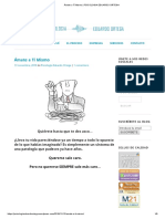 Ámate a Tí Mismo _ Psicologia Eduardo Ortega