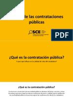 El ABC de Las Contrataciones Públicas