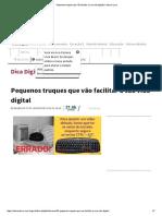 Pequenos truques que vão facilitar a sua vida digital _ Catraca Livre.pdf