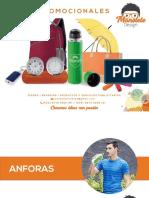 CATALOGO Monolette Design Promocionales FEBRERO 2019 BAJA