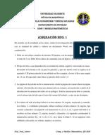 Asignación Nro 1. - WORD