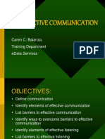 03 Effective Communication