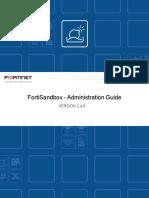 Admin Guide FSA Series