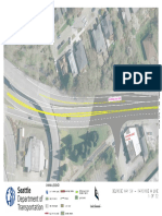Delridge channelization plan from SDOT