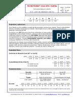 Clasificacion y Selección de Aceros