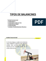 Tipos de Balancines
