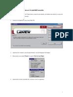 Programacion en Labview