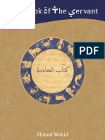 Ahmad Wahid - The Book Of The Servant.pdf