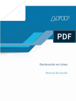 Manual Declaracion en Linea