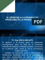 Derecho a la Prueba.ppt