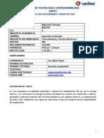 Silabo Máquinas Térmicas II-2019