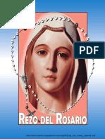 Rosario a la Virgen de Fátima español