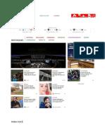 Livro Terra Noticias