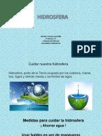 CUIDAR LA HIDROSFERA.pptx