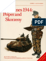 [Elite 011] Jean-Paul Pallud, David Parker - Ardennes 1944 Peiper and Skorzeny (0, Osprey)