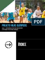 Projeto Vilas Olímpicas - RJ