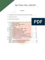 Plan Integral de Seguridad Escolar 2019 (Pise)