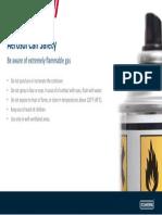 Methane Fact Sheet | Personal Protective Equipment | Methane