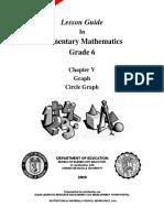 LESSON GUIDE - Gr. 6 Chapter v - Circle Graph v1.0