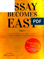 Essay Becomes Easy.part 1 3d Ed. 12.10