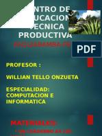 Centro de Educacion Tecnica Productiva