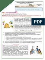 Ficha de Aprendizaje Como Exponer Un Tema Con Claridad
