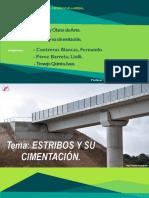 Puentes Estribos Ivan Pre 1