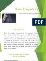 Taiichi Ohno Shingeo Shingo