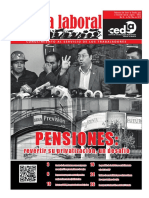 Alerta Laboral 84 Pensiones Revertir Su Privatizacion