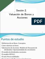 Sesión 3 Bonos y Acciones.ppt