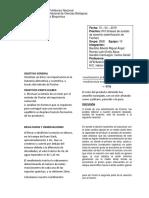 Esterificación de Fischer Practica 10