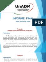 Informe Final UnADM