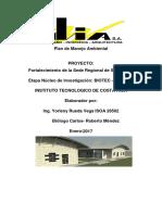 Plan de Manejo Ambiental Biotec-protec