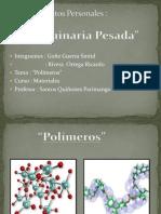 Polimeros Goñe y Rivera