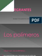 POLIMEROS - QUISPE CHUQUIPOMA