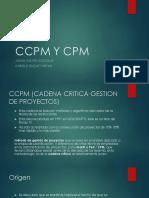 CCPM Y CPM