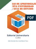 Estrategias de Aprendizaje en La Nueva Universidad Cubana Guía d