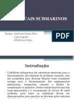 Umbilicais Submarinos