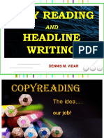 Copyreading and HW.ppt