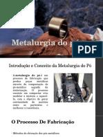 Metalurgia Do Pó